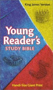 Cover of: KJV Young Reader