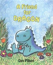Cover of: A Friend for Dragon