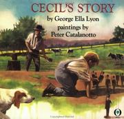 Cover of: Cecil's Story