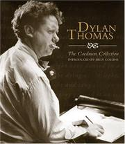 Cover of: Dylan Thomas:The Caedmon CD Collection