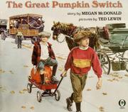 Cover of: Great Pumpkin Switch