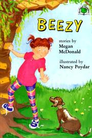 Cover of: Beezy | Megan McDonald