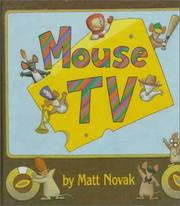 Cover of: Mouse TV
