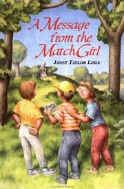 Cover of: A message from the match girl