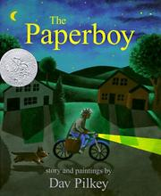 Cover of: The paperboy