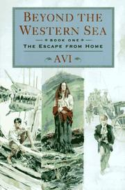 Cover of: The escape from home by Avi
