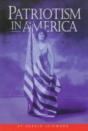 Cover of: Patriotism in America