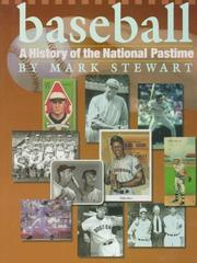 Cover of: Baseball: a history of the national pastime