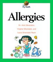 Cover of: Allergies | Alvin Silverstein