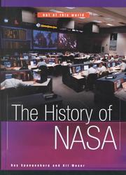 Cover of: The History of Nasa (Out of This World) | Ray Spangenburg, Kit Moser, Diane Moser