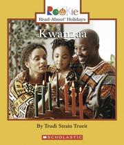 Cover of: Kwanzaa (Rookie Read-About Holidays) | Trudi Strain Trueit