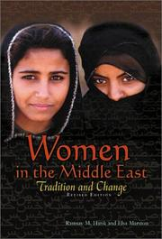 Cover of: Women in the Middle East (revised edition) | Ramsay M. Harik, Elsa Marston