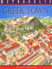 Cover of: Greek town: Metropolis