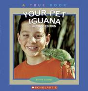 Cover of: Your Pet Iguana