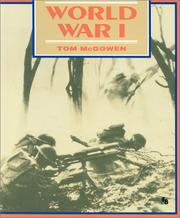 Cover of: World War I (First Book)
