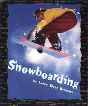 Cover of: Snowboarding (First Books--Sports & Recreation)