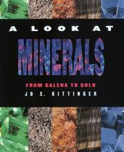 Cover of: Look at Minerals