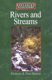 Cover of: Rivers and Streams | Patricia A. Fink Martin