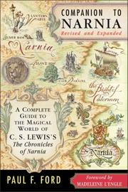 Cover of: Companion to Narnia, Revised Edition | Paul F. Ford