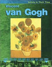 Cover of: Vincent Van Gogh (Artists in Their Time)