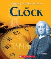 Cover of: The Clock (Inventions That Shaped the World)