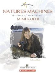 Cover of: Nature's Machines