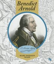 Cover of: Benedict Arnold