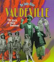 Cover of: Vaudeville