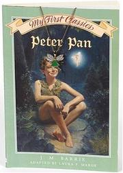 Cover of: Peter Pan My First Classics
