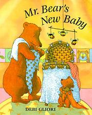 Cover of: Mr Bear'S New Baby