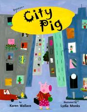 Cover of: Madeleine the city pig