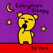 Cover of: Everyone's sleepy