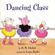 Cover of: Dancing class