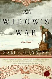 The Widow's War by Sally Gunning
