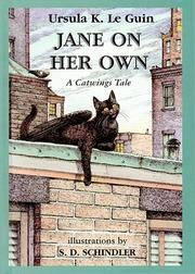 Cover of: Jane on Her Own: a catwings tale