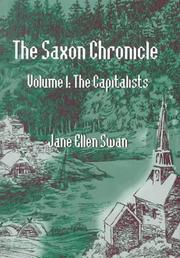 Cover of: The Saxon Chronicle