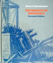 Cover of: Mechanics of materials | James M. Gere