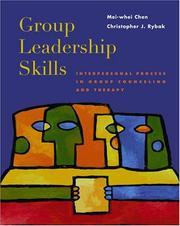 Cover of: Group Leadership Skills | Mei-whei Chen