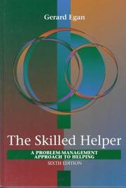 Cover of: Skilled Helper | Gerard Egan