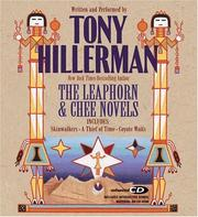 Cover of: Tony Hillerman: The Leaphorn and Chee Audio Trilogy: Skinwalkers, A Thief of Time & Coyote Waits CD (Joe Leaphorn/Jim Chee Novels)