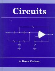 Cover of: Circuits