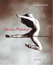 Cover of: Human Physiology | Lauralee Sherwood