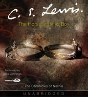 Cover of: The Horse and His Boy | C. S. Lewis