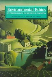 Cover of: Environmental Ethics | Joseph R. Des Jardins