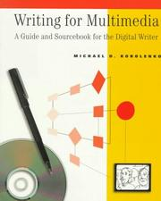 Cover of: Writing for Multimedia