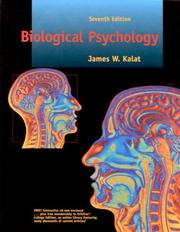Cover of: Biological Psychology With Infotrac | James W. Kalat