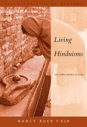 Cover of: Living Hinduisms | Nancy Auer Falk