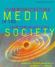 Cover of: Communications media in the information society