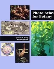 Cover of: Photo atlas for botany | Perry, James W.