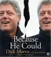Cover of: Because He Could CD
